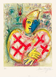 Chagall, le Cirque. Collection Charles Sorlier