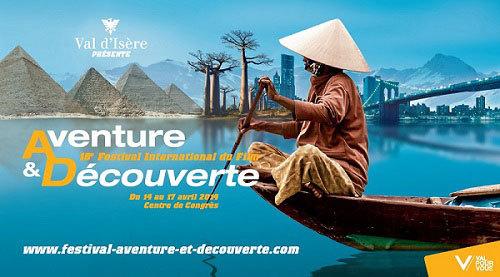 Sélection Officielle pour le 18e Festival International du film Aventure et Découverte à Val d'Isère du 14 au 17 avril 2014