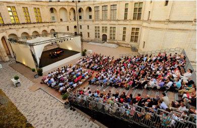 4e festival de Chambord, du 4 au 19 juillet 2014