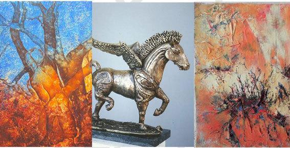 Entre Rêve et Réalité, exposition du 18 mars au 19 avril 2014 aux Ateliers Agora, Eyguières (13