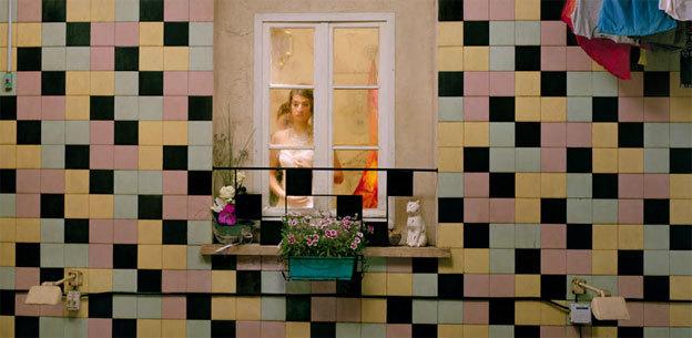 Jean-Antoine Raveyre, Coeur, bouche, action et vie, Photographie - Prise de vue argentique, tirage fine-art contre collé sur aludibon. © Galerie Ceysson