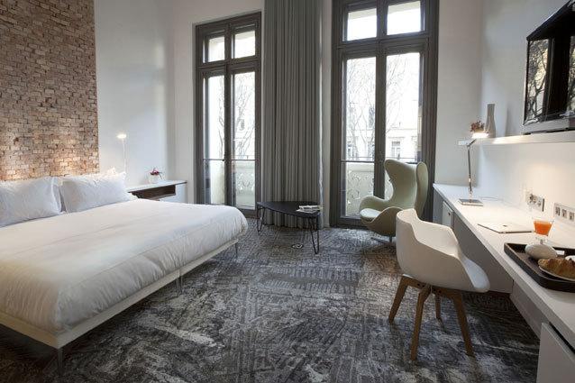 Marseille, ouverture le 14 avril 2014 de l'hôtel C2, nouveau 5 étoiles de la cité phocéenne