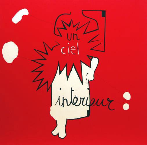 "Jean-Michel Alberola ""Un ciel intérieur"" 2005-2007"