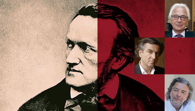 Le Cas Wagner, avec Maître Marc Bonnant, Bernard-Henri Lévy, Alain Carré, Grand Théâtre, Genève, les 30 avril et 12 mai 2014