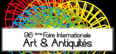 96e Foire Internationale Art & Antiquités de l'Isle-sur-la-Sorgue, Brocante, Art et Décoration en Provence pour Pâques 2014