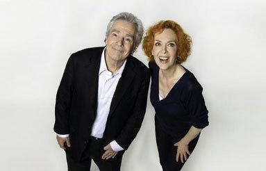 Pierre Arditi et Evelyne Buyle