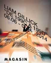 «De 199C à 199D», Liam Gillick, avec la session 23 de l'École du Magasin, Grenoble, du 6 juin au 7 septembre 2014