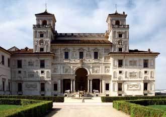 Villa Medicis. © G. Causati e P. Zagami, 2009