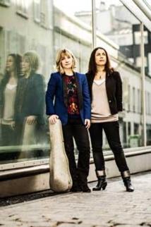 Amanda Favier, violon, Célimène Daudet, piano © DR