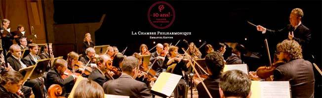 La Chambre Philharmonique fête ses 10 ans avec un florilège Berlioz