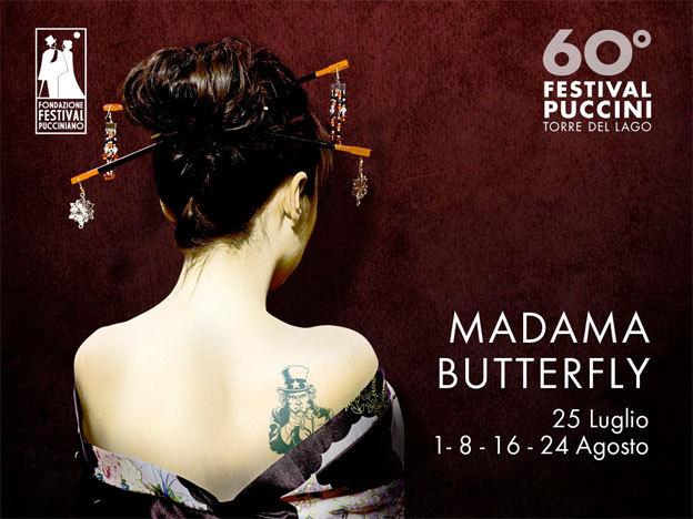 60e Festival Puccini à Torre del Lago en Italie, par Christian Colombeau