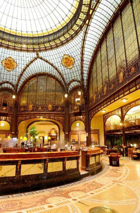 Journées du patrimoine : Société Générale invite à visiter l'agence centrale, trésor de l'art nouveau