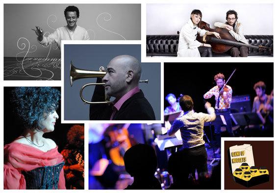 Jazz à Grignan du 1er au 28 novembre 2014 au Château de Grignan (Drôme)