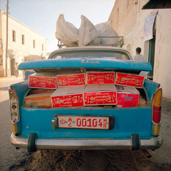 Harar, Éthiopie, 2013 © Raymond Depardon / Magnum Photos