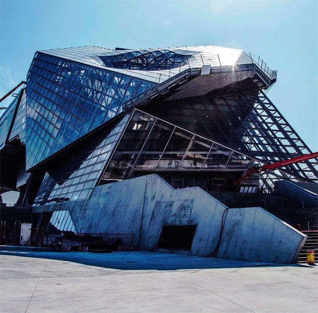 Musée des Confluences © DR