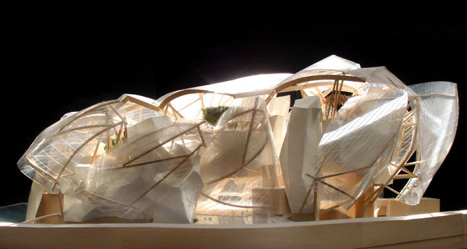 Exposition Frank Gehry 1 © Gehry Partners LLP