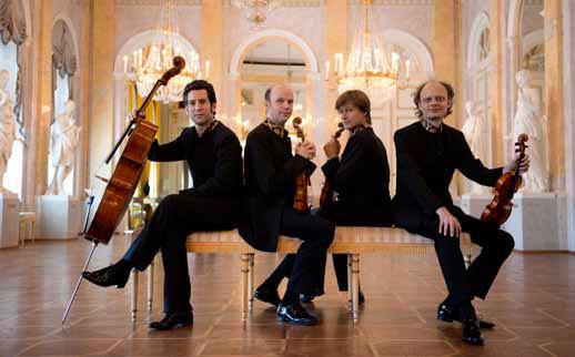 Quatuor Hugo Wolf © DR