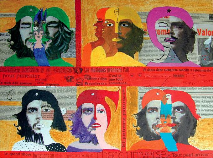 Festival Latino-américain 1, 2, 3 Revolución à Montpellier du 13 au 23 novembre 2014