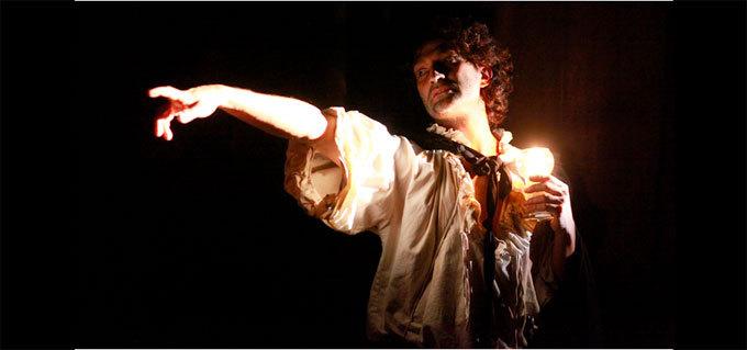 Moi, Caravage, théâtre des Allobroges, Cluses, le 7 novembre 2014