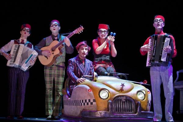 El Cid ! une adaptation ébouriffante ! d'après Corneille, Agence de Voyages Imaginaires Cie Philippe Car, Théâtre de l'Archipel, Perpignan, le 8 novembre 2014