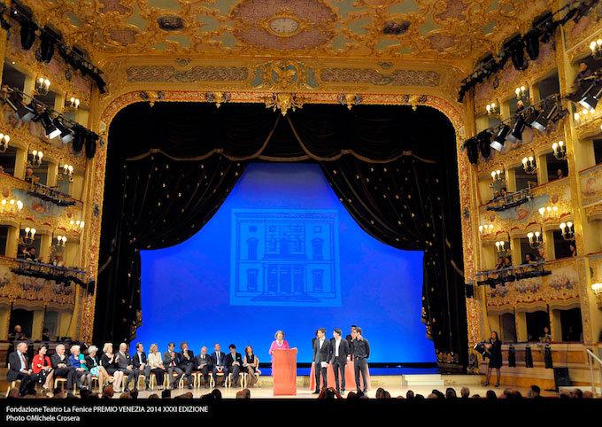 Premio Venezia 2014 (XXXI edizione), sabato 25 ottobre 2014 © Michele Crosera