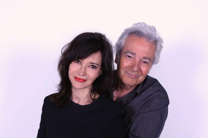 Evelyne Bouix et Pierre Arditi © Emmanuel Murat