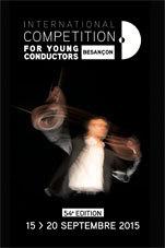 54e Concours international de jeunes chefs d'orchestre de Besançon