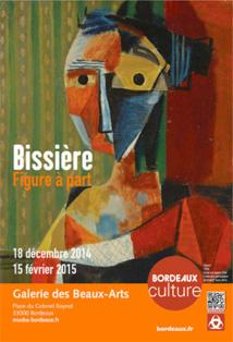 Roger Bissière (1886-1964) : figure à part, Galerie des Beaux-Arts de Bordeaux, du 18 décembre 2014 au 15 février 2015