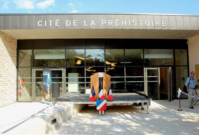 Cité de la préhistoire à Orgnac © Pierre Aimar