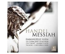 Handel/Messiah Haïm/Le Concert d'Astrée 2 cds Erato 0825646 240555