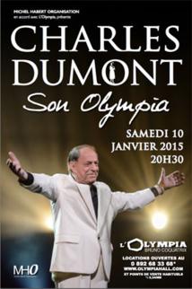 Charles Dumont revient à l'Olympia le 10 janvier 2014