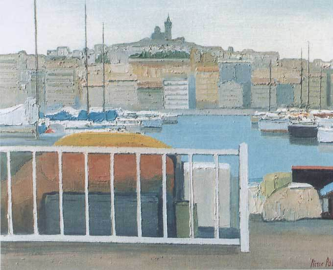 Pierre Palué, Marseille
