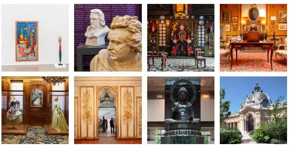 Paris Musées Off. musiciens et artistes contemporains investissent 8 musées de la Ville de Paris du 24 au 25 janvier 2015