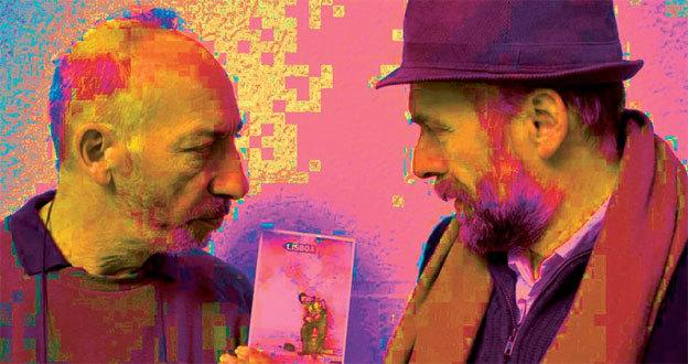 Dans la ville basse, utopie littéraire, d'après Fernando Pessoa, théâtre l'Elysée, Lyon, du 13 au 17 janvier 2015 à 19h30