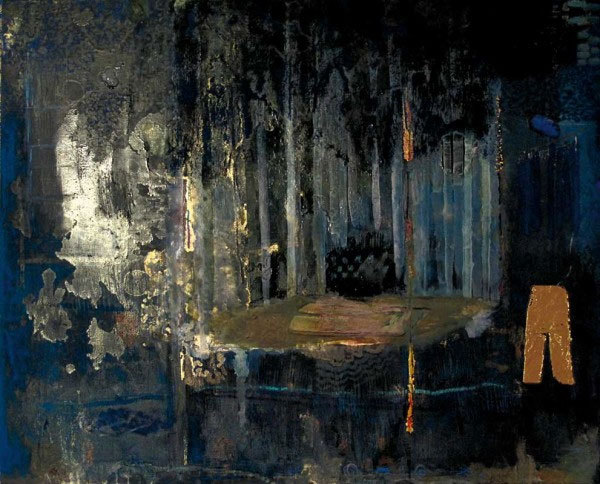 Benjamin Levesque, galerie Pallade, Lyon, exposition du 29 janvier au 14 mars 2015