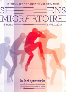 18e biennale de danse du Val-de-Marne du 5 mars au 3 avril 2015