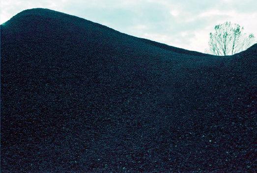 Mineurs, ici 2014 / Terril Saint-Pierre, La Ricamarie © Farida Hamak