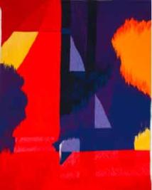 Exposition Elisabeth Roux, « Tapisseries contemporaines Haute Lice », du 22 Janvier au 15 Février  2015, Salle Volane à Vals les Bains