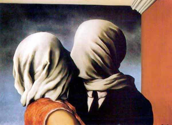 Magritte – Les Amants