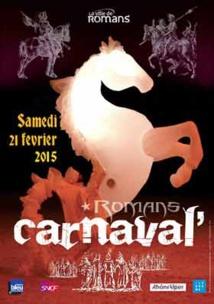 19e édition du Carnaval de Romans le samedi 21 février 2015