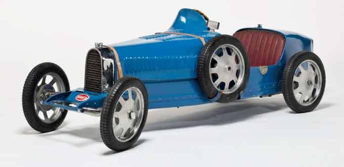 Bugatti Baby 52, vers 1930 Complète dans son état d'origine  Estimation : € 30.000- 50.000