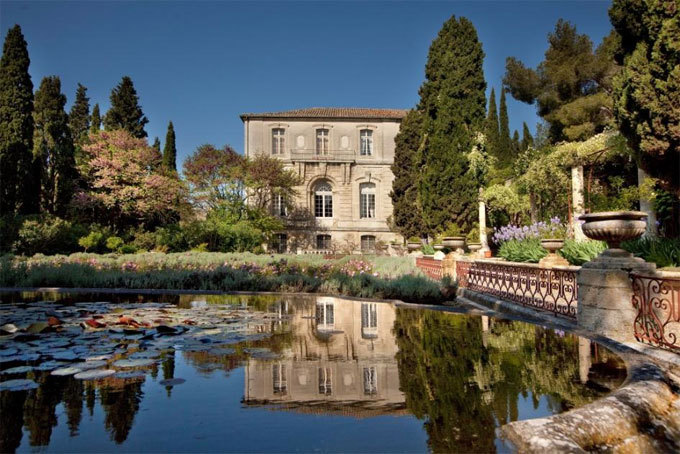 L 39 abbaye saint andr de villeneuve l s avignon r ouvre le for Entretien jardin villeneuve les avignon