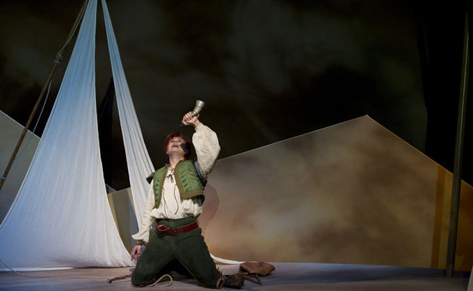 Siegfried © Opéra Bastille