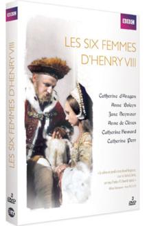 Aux Editions Montparnasse : Les six femmes d'Henri VIII en 3 DVDs