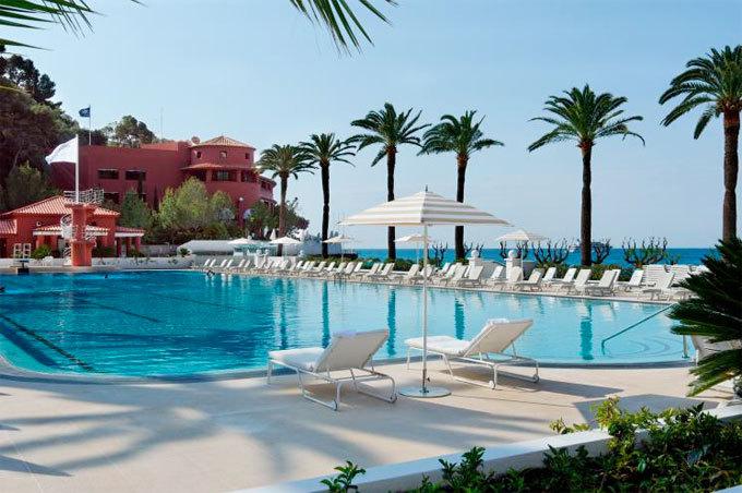 Monte-Carlo Beach Relais & Châteaux © DR