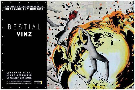 Programme des Musées et expositions de la Ville de Perpignan au mois d'avril 2015