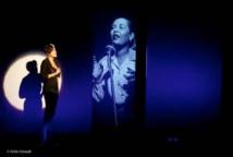 Billie Holiday, spectacle musical de et avec Viktor Lazlo, théâtre du Chêne Noir, Avignon, les 16 et 17 avril 2015