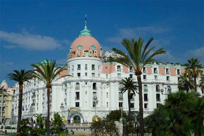 L'hôtel Negresco, prestigieux écrin du concert