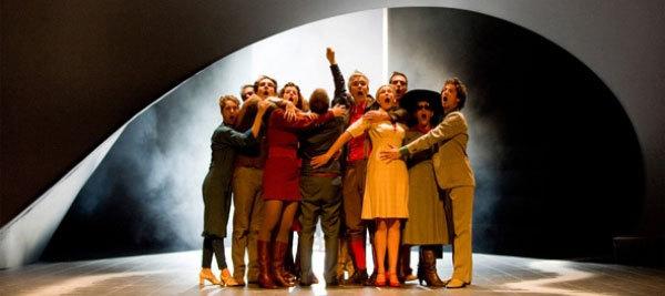 Rossini : Petite Messe Solennelle, par Nico and The Navigator, au Grenat, Perpignan, le 29 mars 2015