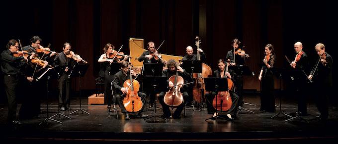 Concert anniversaire de la consécration de la Cathédrale Sainte-Réparate de NIce avec l'Ensemble baroque Café Zimmermann le 3 mai 2015